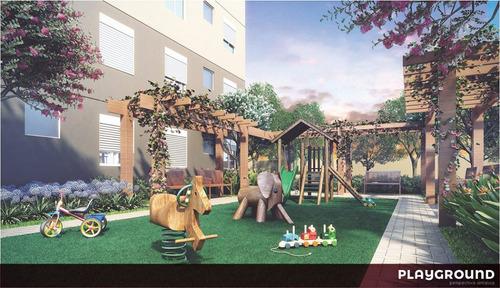 apartamento em nova itapevi, itapevi/sp de 43m² 2 quartos à venda por r$ 164.900,00 - ap101621