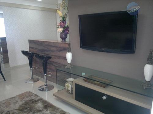 apartamento em nova parnamirim com 3 quartos, 71,28m² - natal river - ap0036