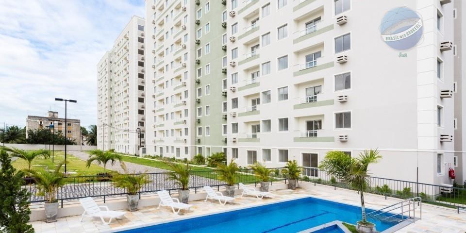 Apartamento Em Nova Parnamirim, Na Abel Cabral - Spazio Nautilus - Ap0077 -  R$ 159.999 em Mercado Livre