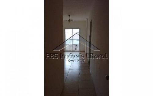 apartamento em ocian na praia grande - ap733