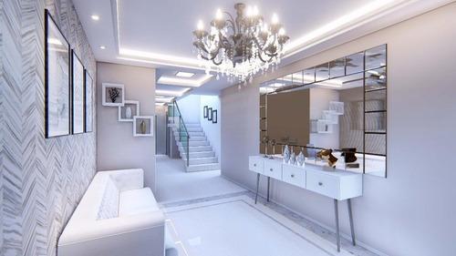 apartamento em palmas, governador celso ramos/sc de 60m² 2 quartos à venda por r$ 322.000,00 - ap186866