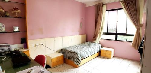 apartamento em papicu, fortaleza/ce de 134m² 3 quartos à venda por r$ 320.000,00 - ap166201