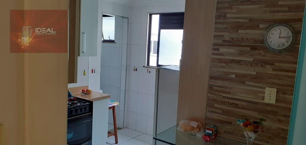apartamento em parque flamboyant  -  campos dos goytacazes - 9391