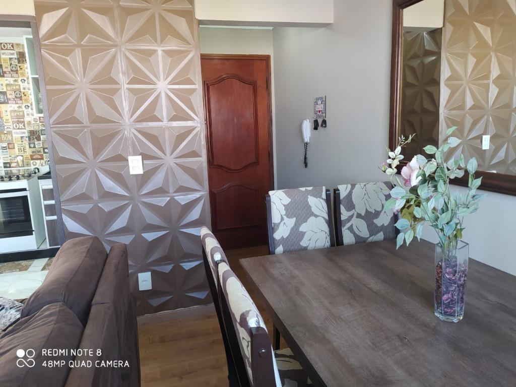 apartamento em parque joão de vasconcelos, sumaré/sp de 65m² 2 quartos à venda por r$ 230.000,00 - ap452174