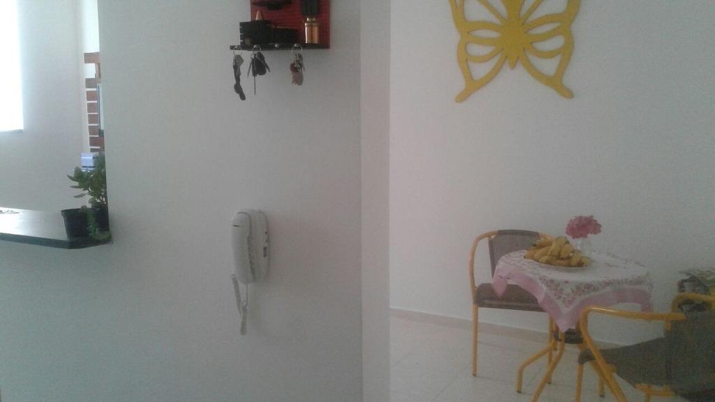 apartamento em parque rodoviário  -  campos dos goytacazes - 6993