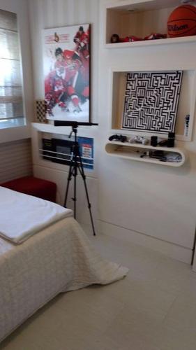 apartamento em parque são jorge, florianópolis/sc de 117m² 3 quartos à venda por r$ 695.000,00 - ap181955