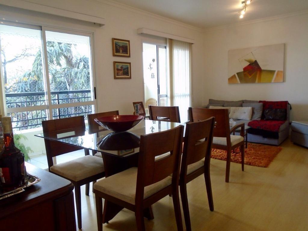 apartamento em perdizes, são paulo/sp de 124m² 4 quartos à venda por r$ 1.380.000,00 - ap165040