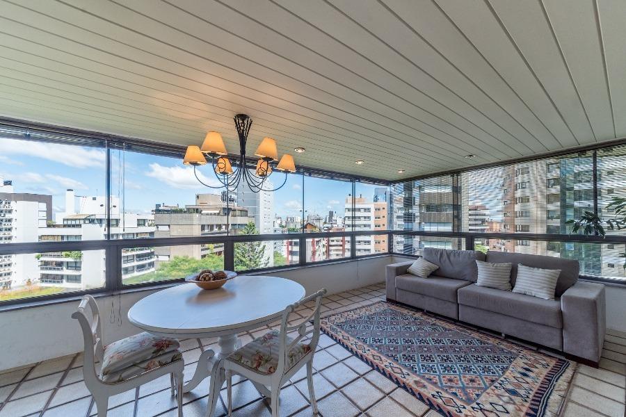 apartamento em petrópolis com 3 dormitórios - cs36005498