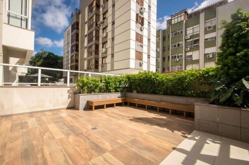 apartamento em petrópolis, porto alegre/rs de 64m² 1 quartos à venda por r$ 570.000,00 - ap180990