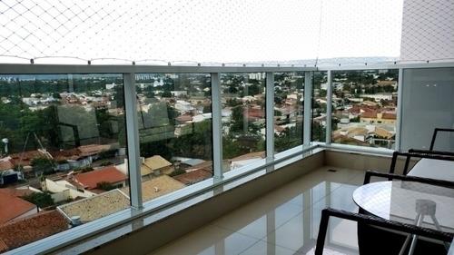 apartamento em plano diretor norte, palmas/to de 114m² 3 quartos à venda por r$ 720.000,00 - ap162562