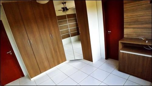 apartamento em plano diretor norte, palmas/to de 94m² 3 quartos à venda por r$ 270.000,00 - ap114564