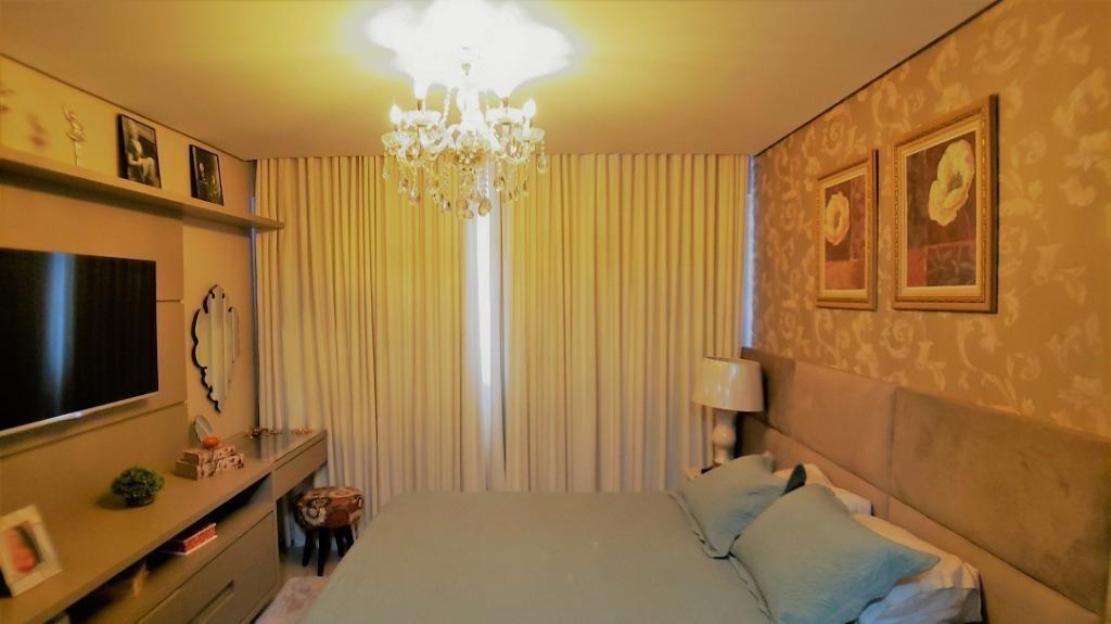 apartamento em plano diretor sul, palmas/to de 162m² 4 quartos à venda por r$ 890.000,00 - ap328054