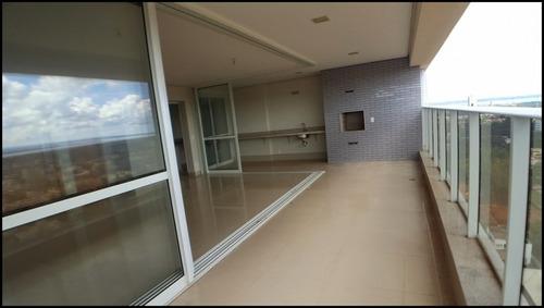 apartamento em plano diretor sul, palmas/to de 166m² 3 quartos à venda por r$ 1.050.000,00 - ap95577