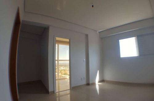 apartamento em plano diretor sul, palmas/to de 87m² 3 quartos à venda por r$ 395.000,00 - ap95520