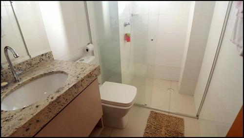 apartamento em plano diretor sul, palmas/to de 93m² 3 quartos à venda por r$ 525.000,00 - ap95534