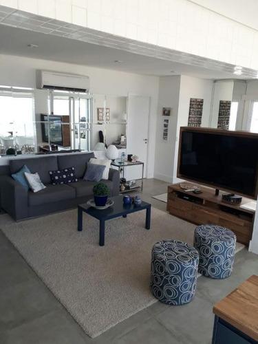 apartamento em pompéia, santos/sp de 72m² 2 quartos à venda por r$ 800.000,00 - ap151831