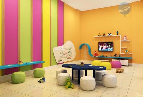 apartamento em ponta negra, com 3 quartos - portamaris club condominium - ap0027