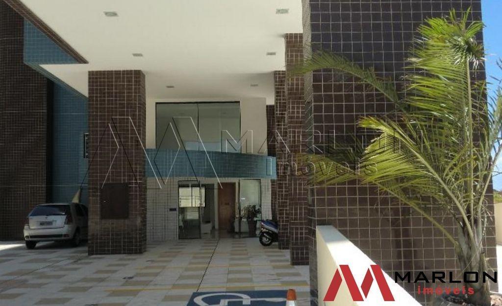 apartamento em ponta negra condominio porto tropical