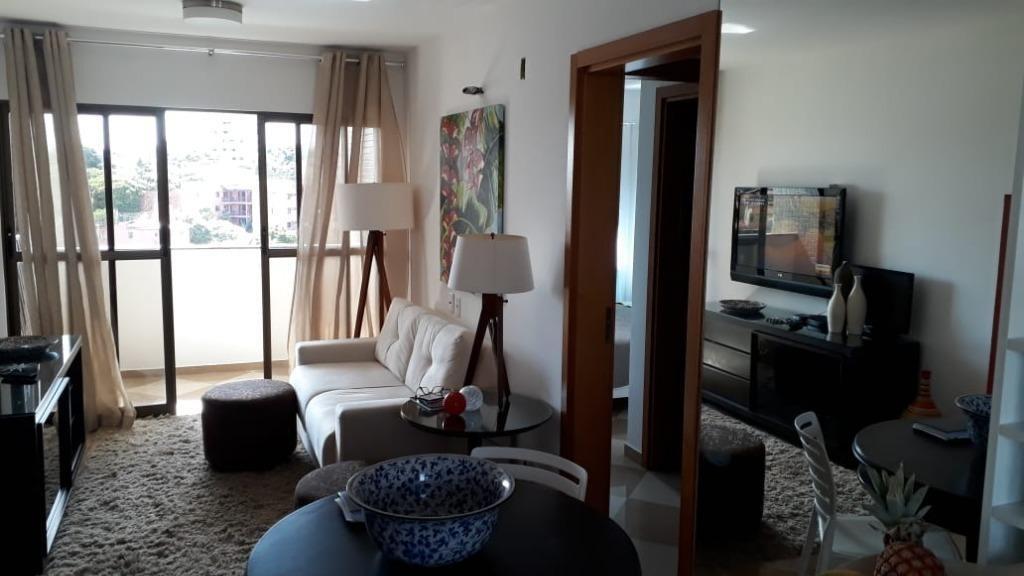 apartamento em ponta negra, natal/rn de 64m² 2 quartos à venda por r$ 265.000,00 - ap288612