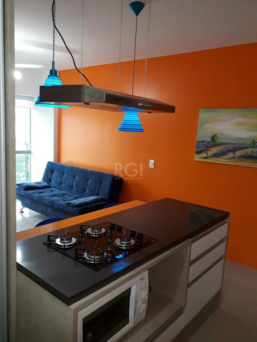 apartamento em praia de belas com 1 dormitório - ko13222