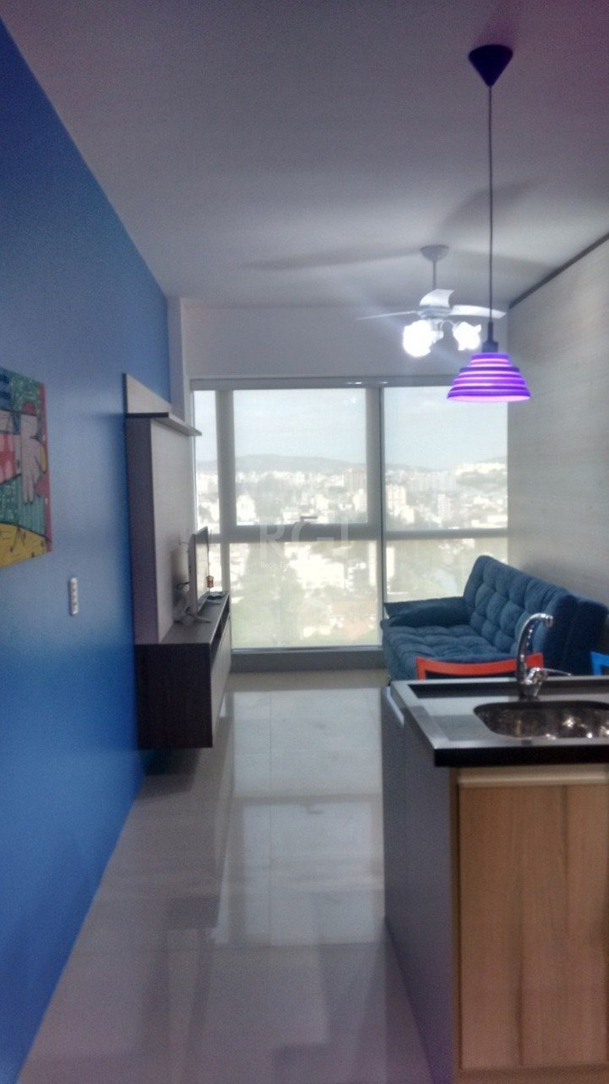 apartamento em praia de belas com 1 dormitório - ko13224