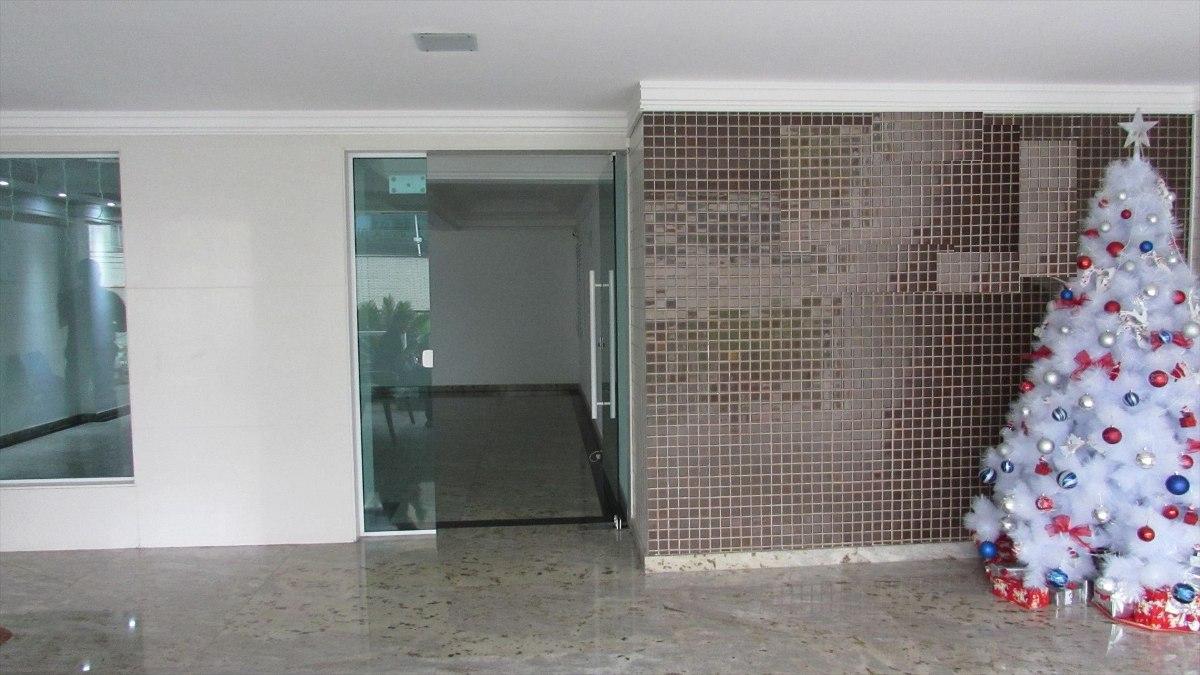 apartamento em praia garnde, no bairro guilhermina - 3 dormitórios