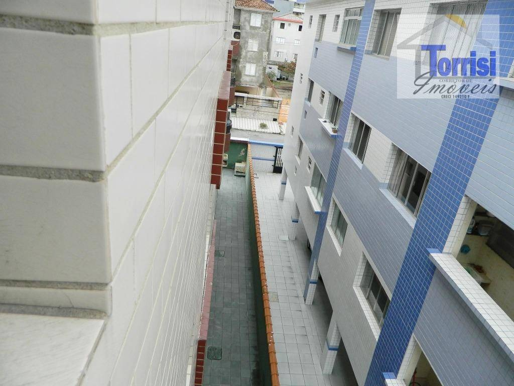 apartamento em praia grande, 01 dormitório, guilhermina, ap2307 - ap2307