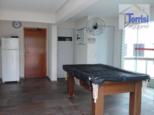 apartamento em praia grande, 01 dormitório, tupi, ap2268 - ap2268