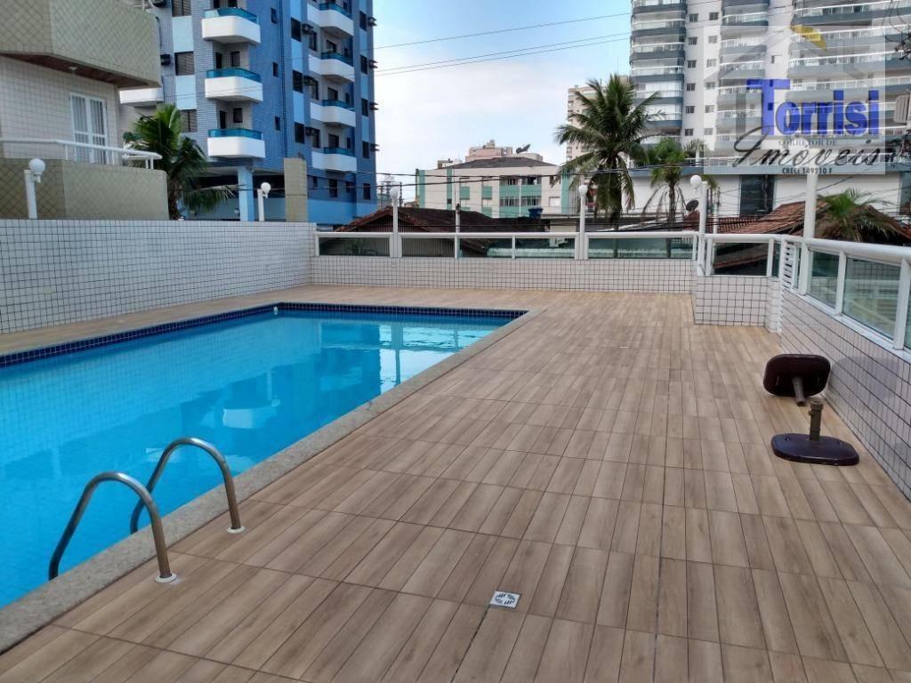 apartamento em praia grande, 01 dormitório, tupi, ap2284 - ap2284
