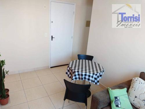 apartamento em praia grande, 01 dormitórios, na aviação, ap2175 - ap2175