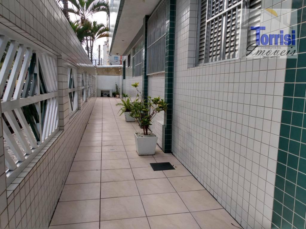 apartamento em praia grande, 01 dormitórios, tupi, ap2201 - ap2201