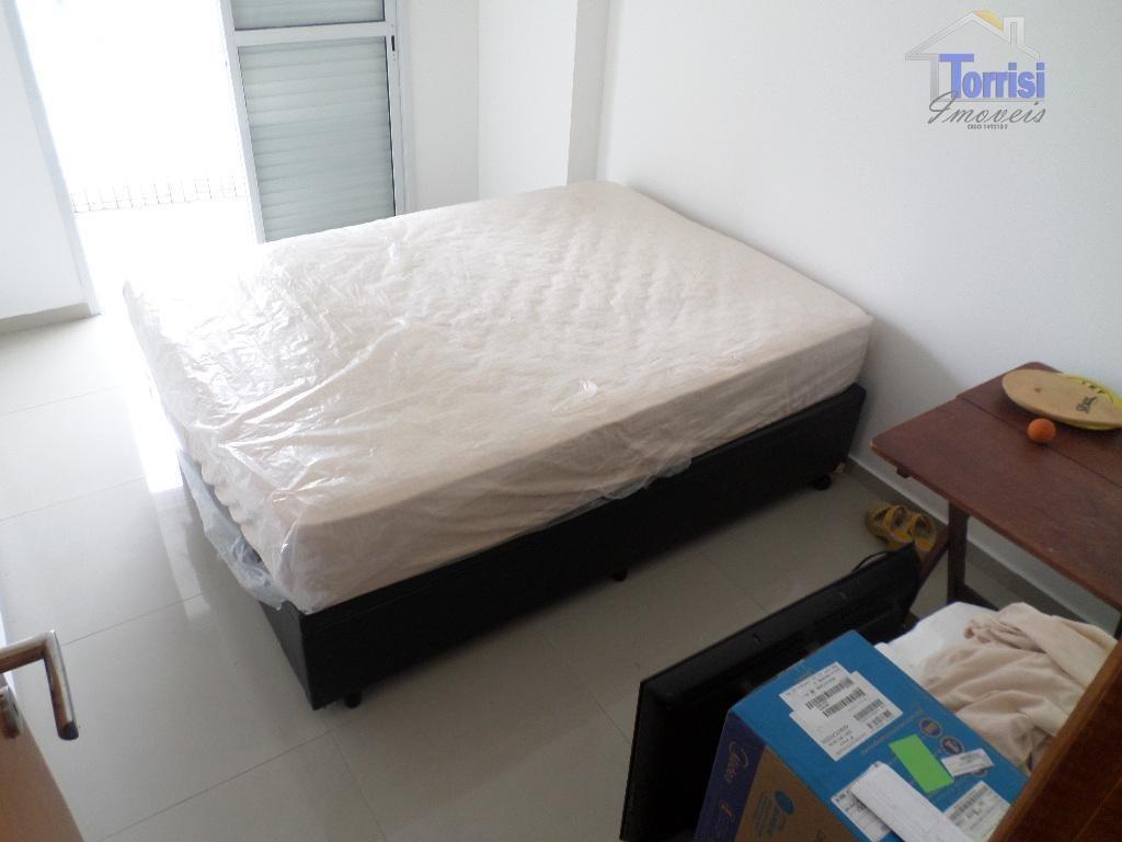 apartamento em praia grande, 02 dormitórios sendo 01 suite, na  aviação ap1241 - ap1241