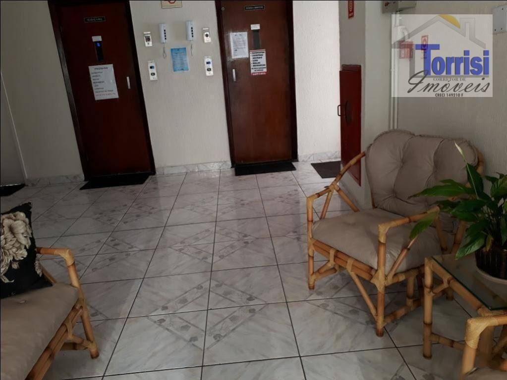 apartamento em praia grande, 02 dormitórios, tupi, referencia: ap2503 - ap2503