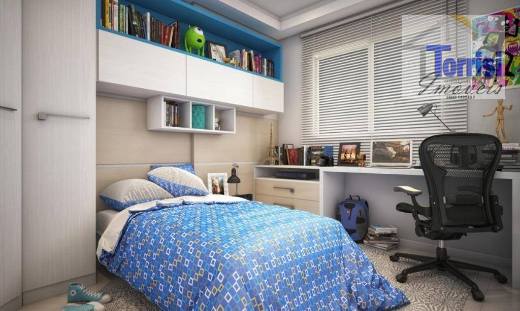 apartamento em  praia grande, 02 dormitórios,aviaçao, ap2328 - ap2328