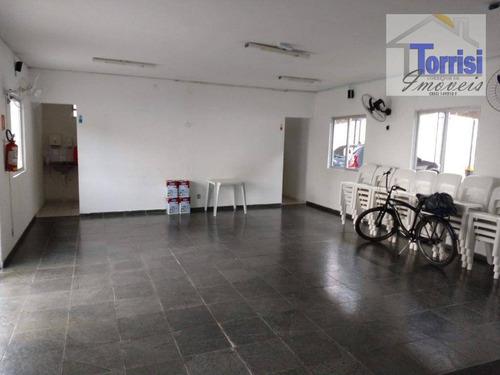 apartamento em praia grande, 2 dormitórios, canto do forte, ap2210 - ap2210