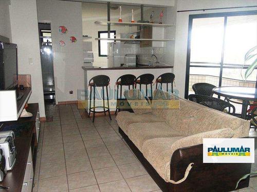 apartamento em praia grande bairro solemar - v744500