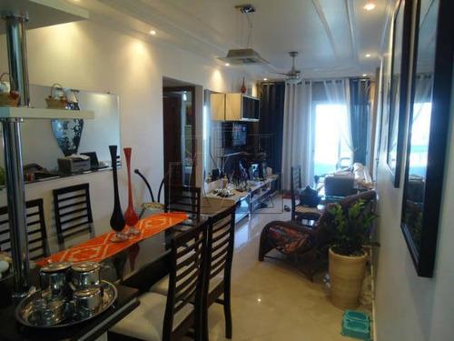 apartamento em praia grande - balneário maracanã