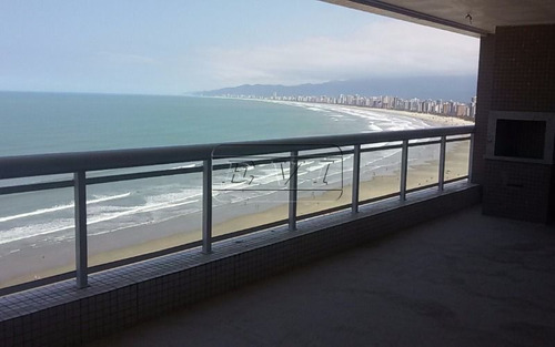 apartamento em praia grande - canto do forte