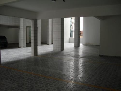 apartamento em praia grande, com 2 dormitórios, sendo 01 suite, prédio com lazer complet - ap10468
