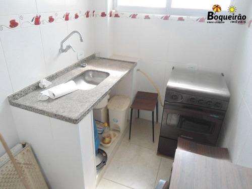 apartamento em praia grande de 1 dormitório vila guilhermina - 2568