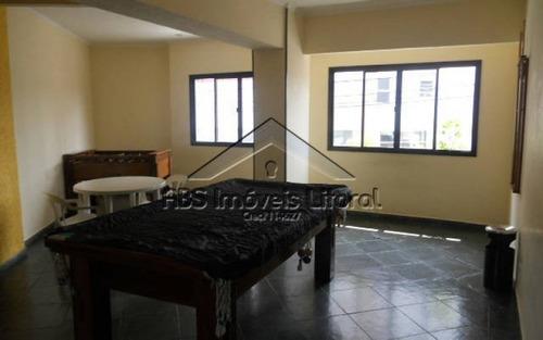 apartamento em praia grande em vila mirim - ap218