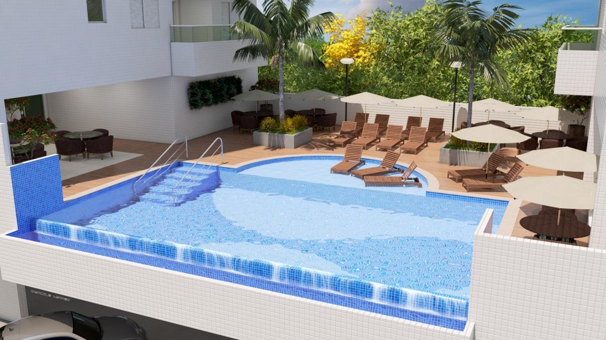 apartamento em praia grande  entrada de r$ 73.365,25 c6179