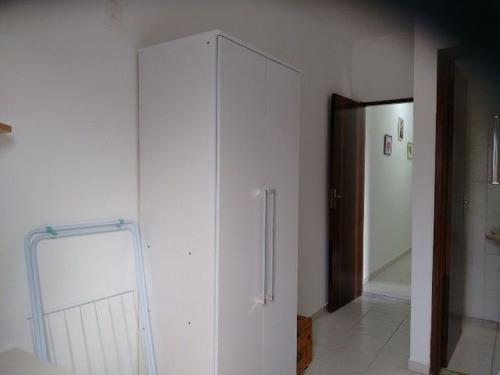 apartamento em praia grande escriturado 3 quartos ref 4024