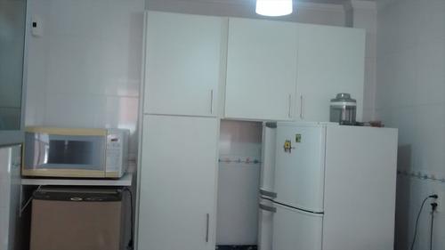 apartamento em praia grande, no bairro aviacao - 1 dormitórios