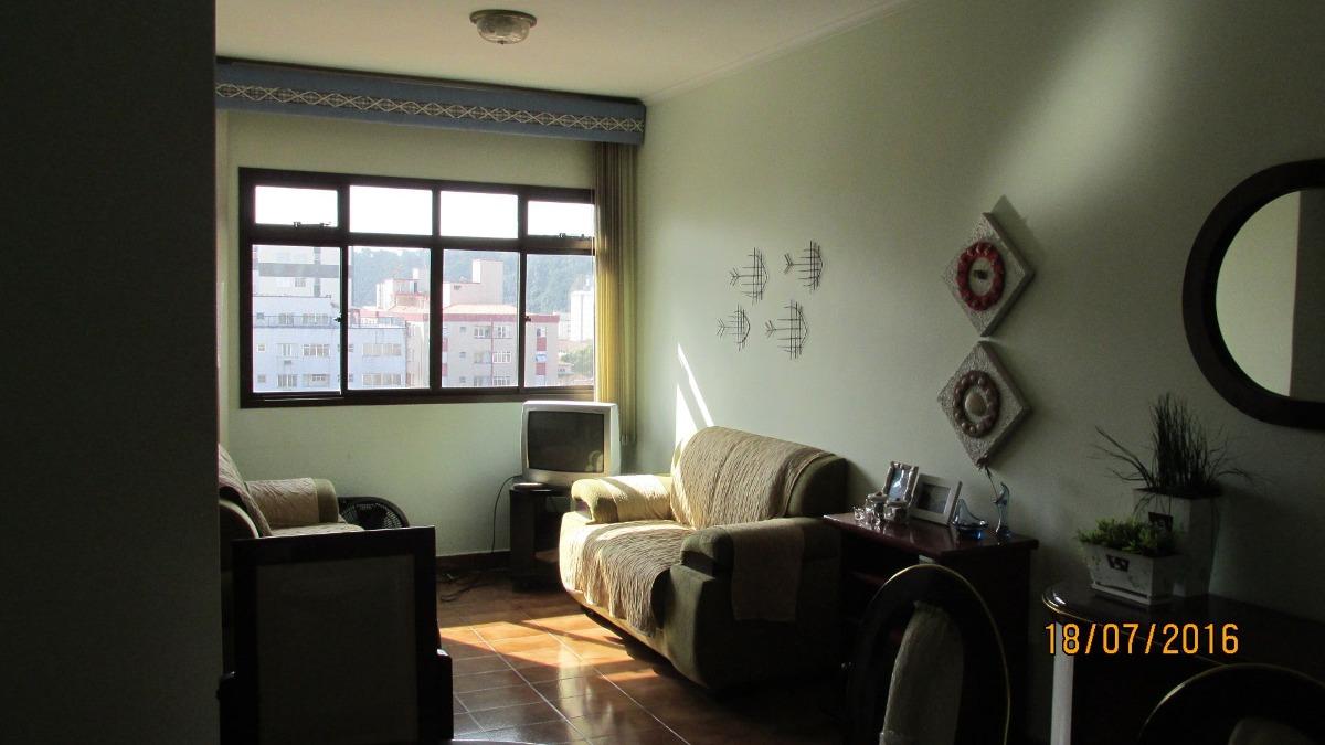 apartamento em praia grande, no bairro boqueirao - 2 dormitórios