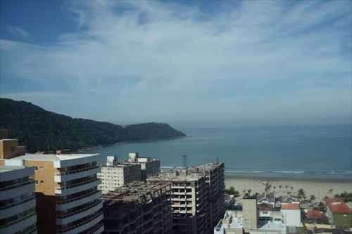 apartamento em praia grande, no bairro canto do forte - 3 dormitórios