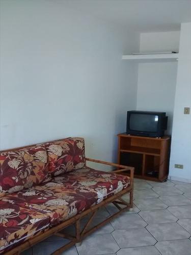 apartamento em praia grande, no bairro guilhermina - 1 dormitórios