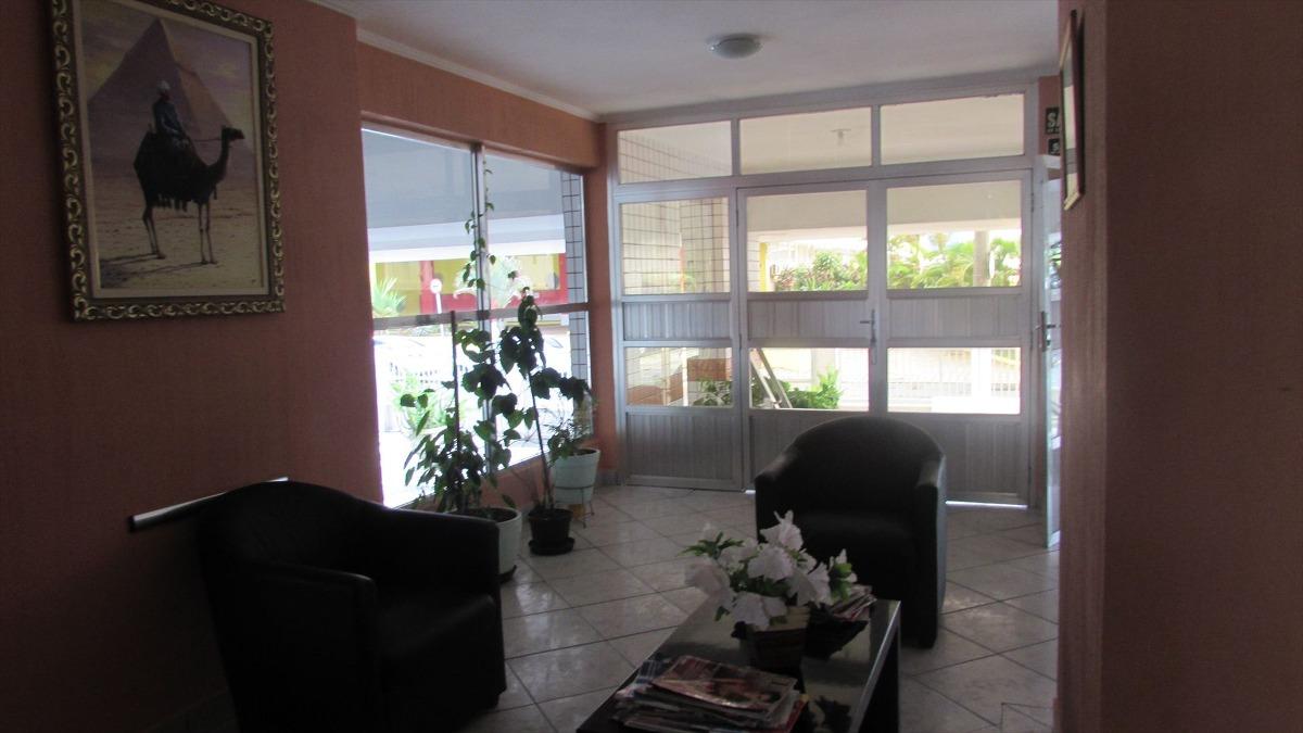 apartamento em praia grande, no bairro ocian - 1 dormitórios