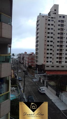 apartamento em praia grande novo com 3 dormitórios só 550 mi
