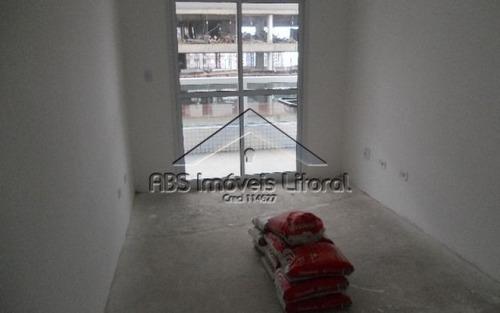 apartamento em praia grande-sp ocian (financiamento direto)